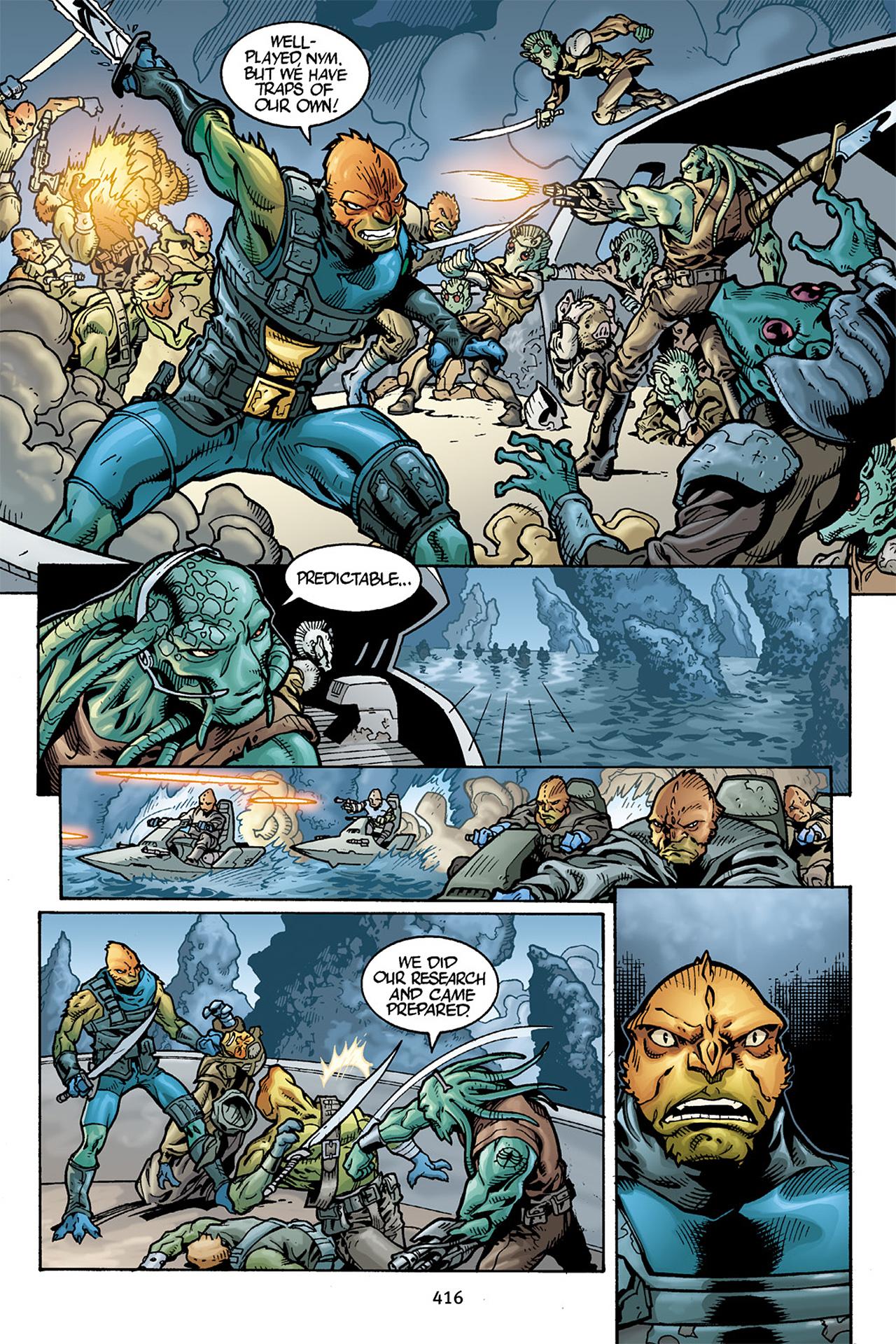 Read online Star Wars Omnibus comic -  Issue # Vol. 10 - 409