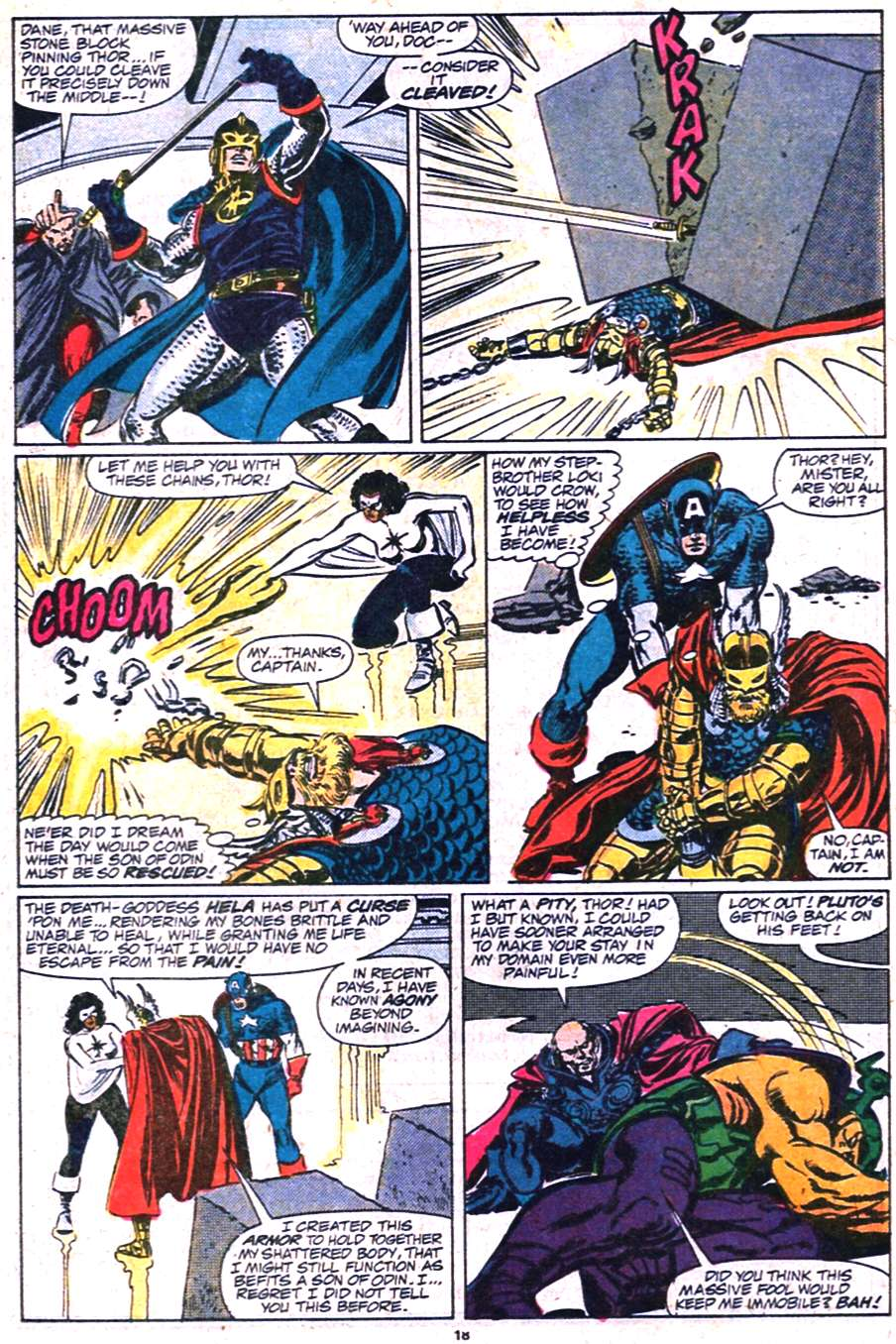 The Avengers (1963) 282 Page 18