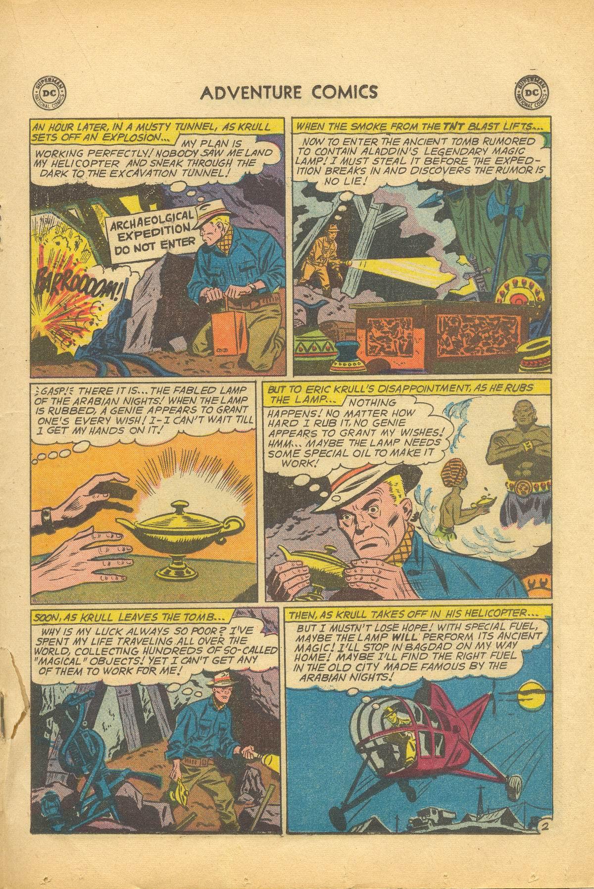 Read online Adventure Comics (1938) comic -  Issue #281 - 19