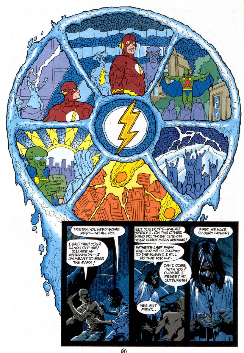Read online The Flash (1987) comic -  Issue # _Annual 9 - 9