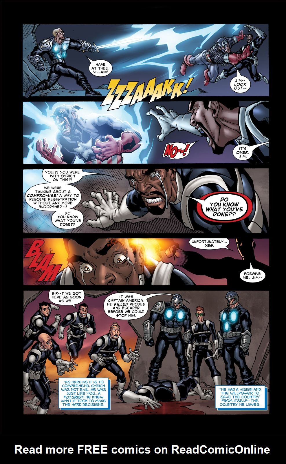 What If? Civil War issue Full - Page 28