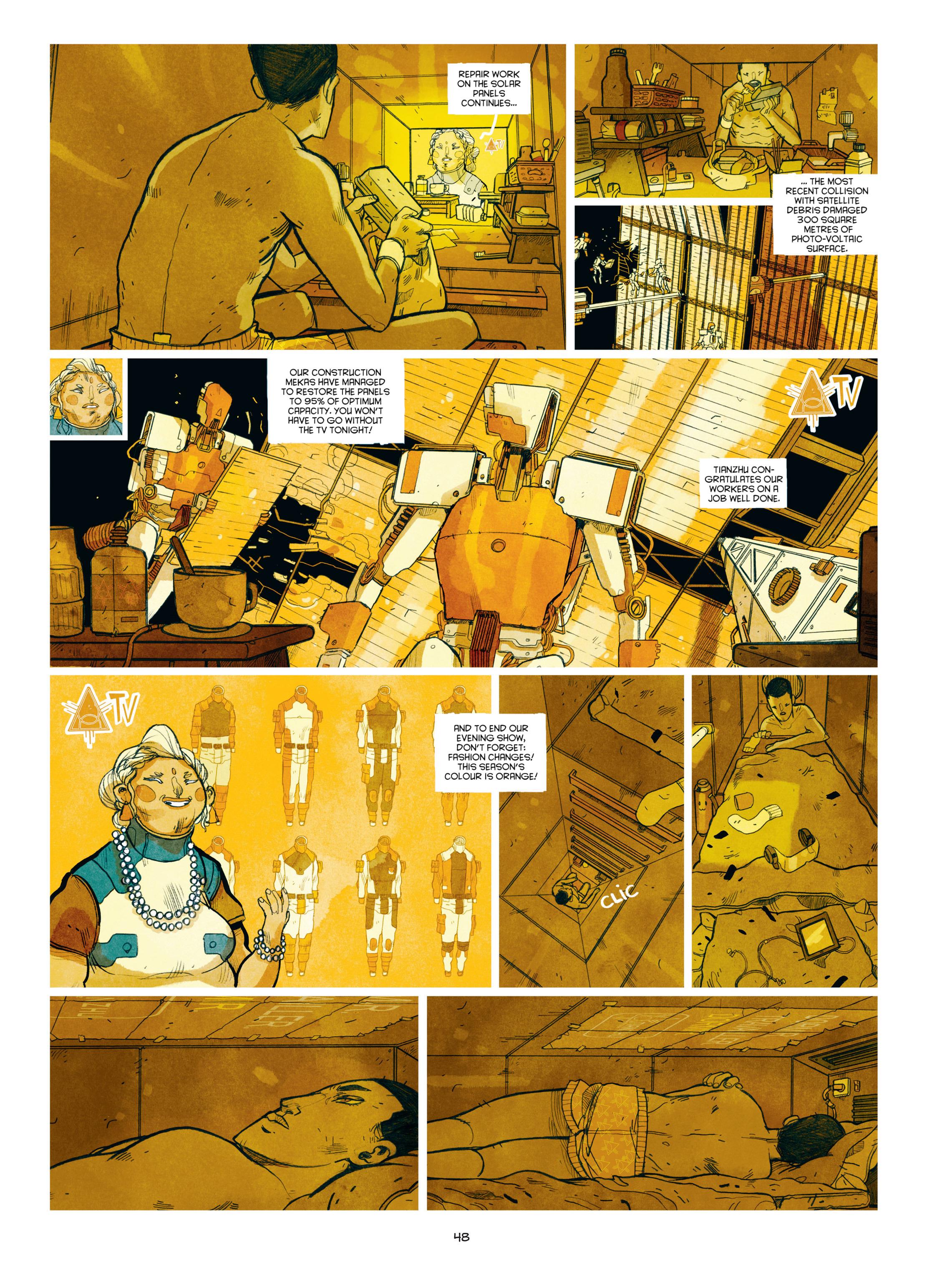 Read online Shangri-La comic -  Issue # Full - 50