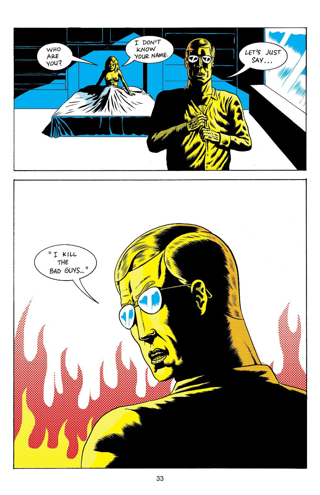 Read online Terror Assaulter: O.M.W.O.T (One Man War On Terror) comic -  Issue # TPB - 34