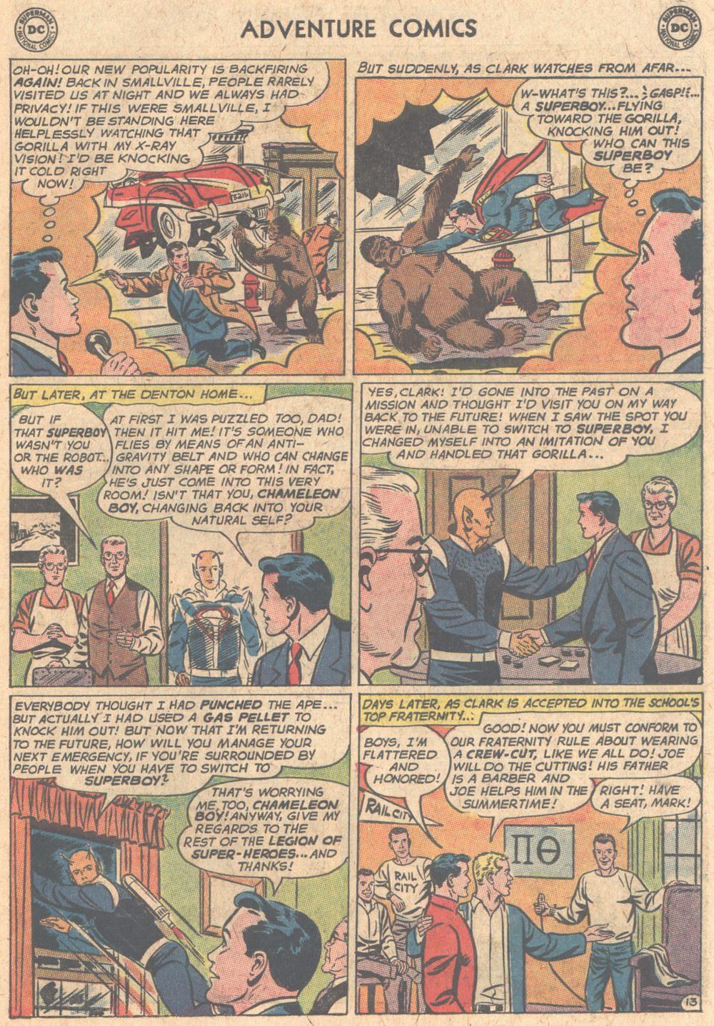 Read online Adventure Comics (1938) comic -  Issue #305 - 14