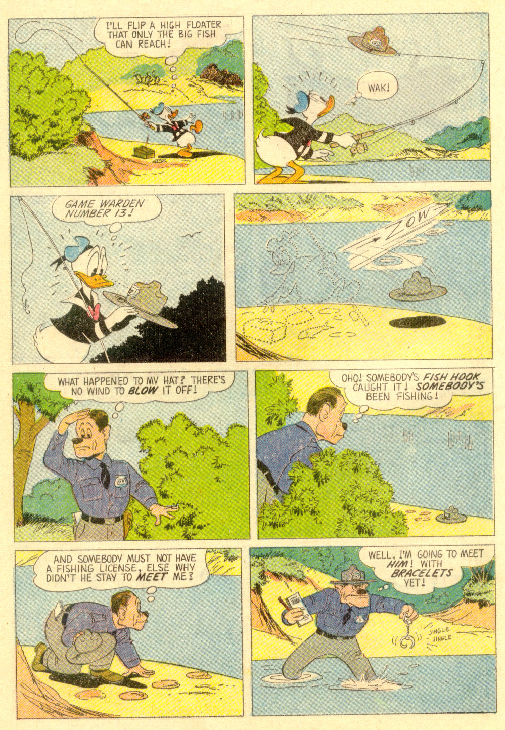 Walt Disney's Comics and Stories issue 223 - Page 8