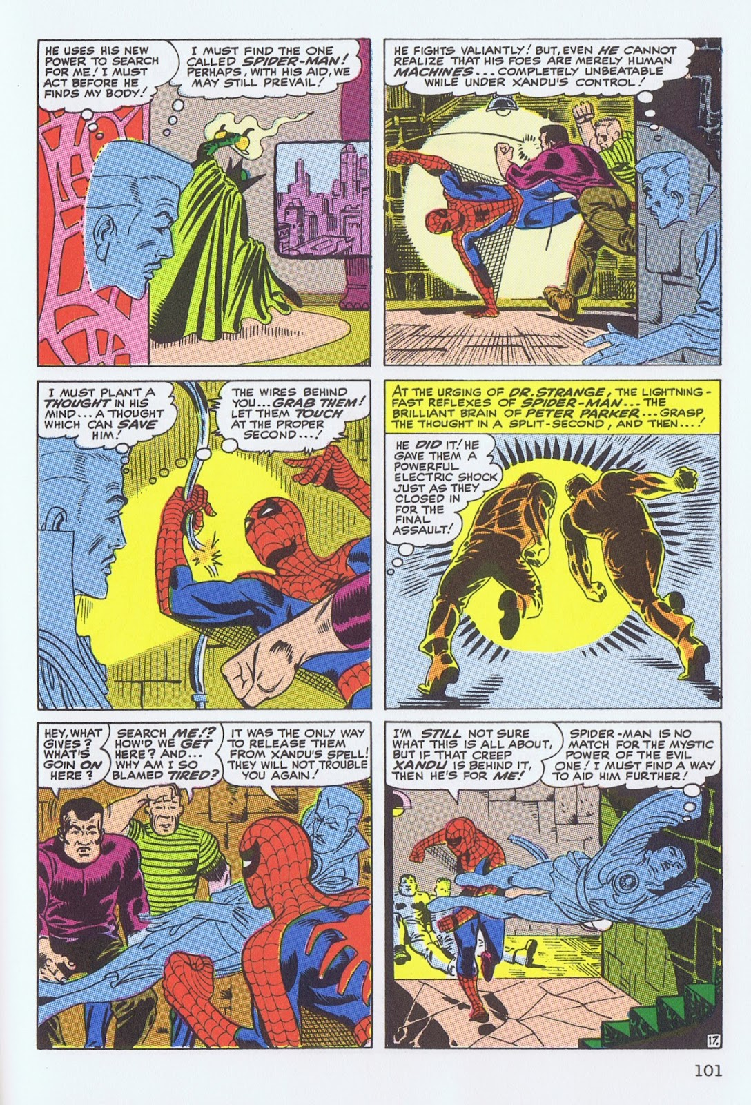 Doctor Strange: Master of the Mystic Arts issue TPB - Page 96
