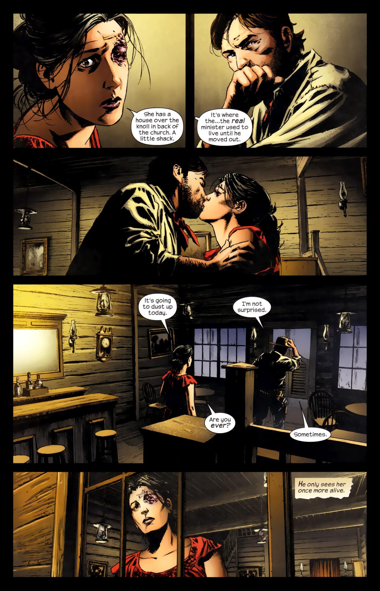 Read online Dark Tower: The Gunslinger - The Battle of Tull comic -  Issue #4 - 11