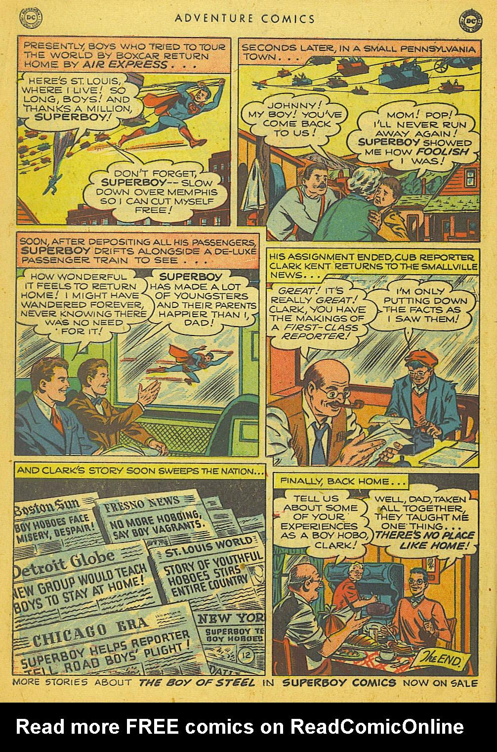 Read online Adventure Comics (1938) comic -  Issue #153 - 13
