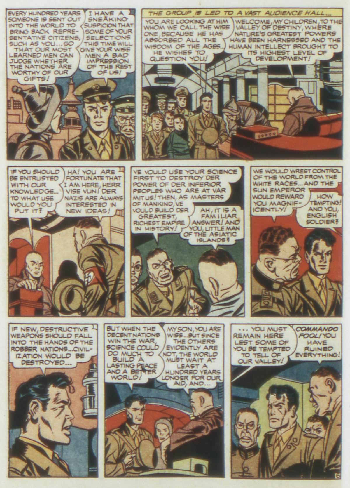Read online Detective Comics (1937) comic -  Issue #77 - 52