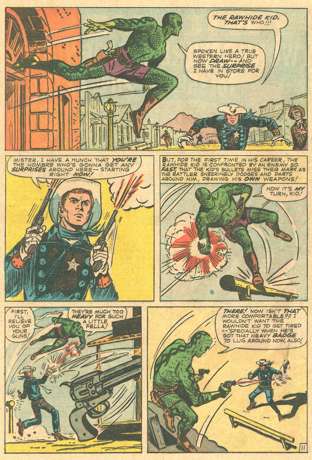 The Rawhide Kid (1955) issue 37 - Page 16