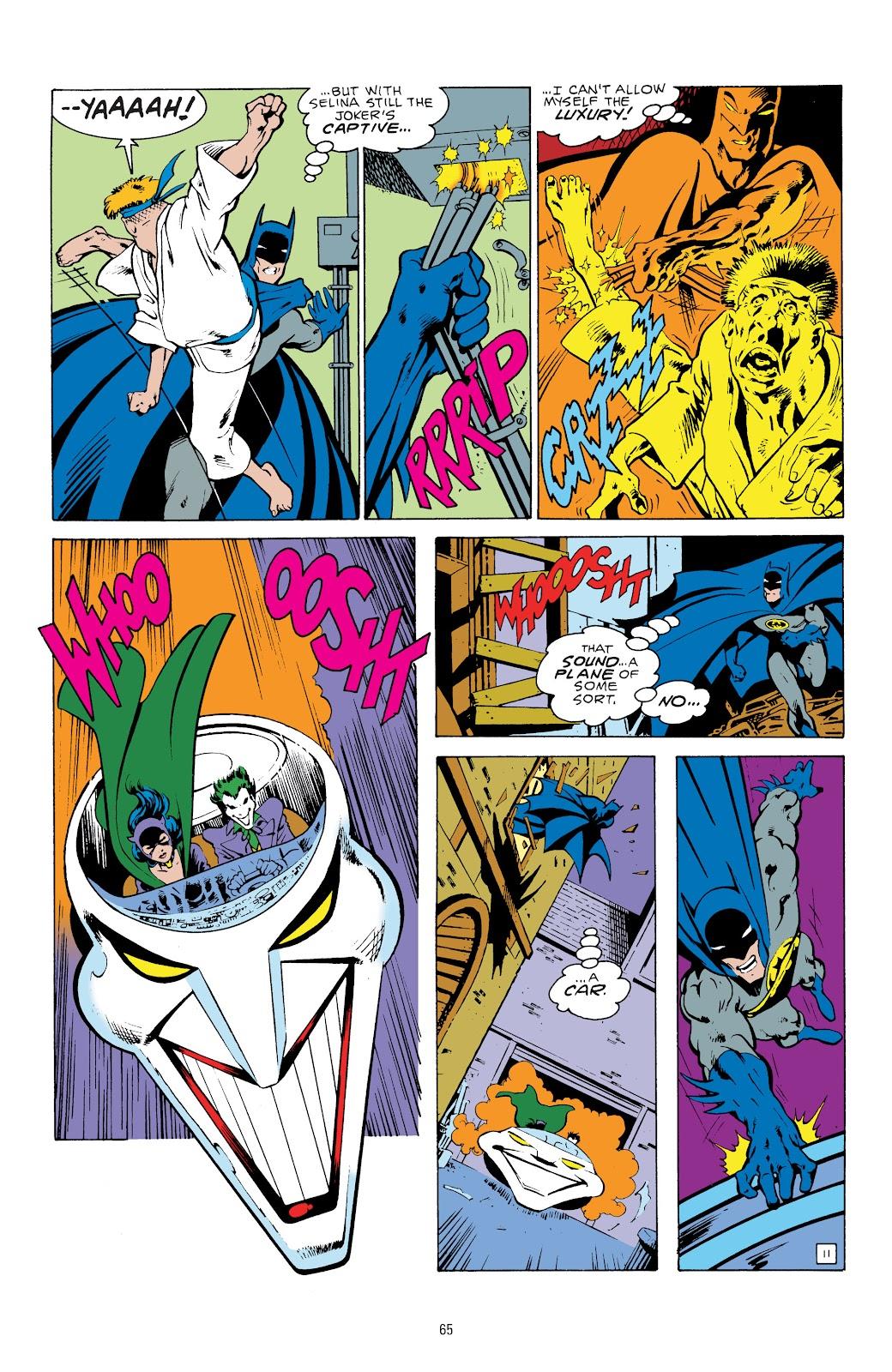 Read online Detective Comics (1937) comic -  Issue # _TPB Batman - The Dark Knight Detective 1 (Part 1) - 65