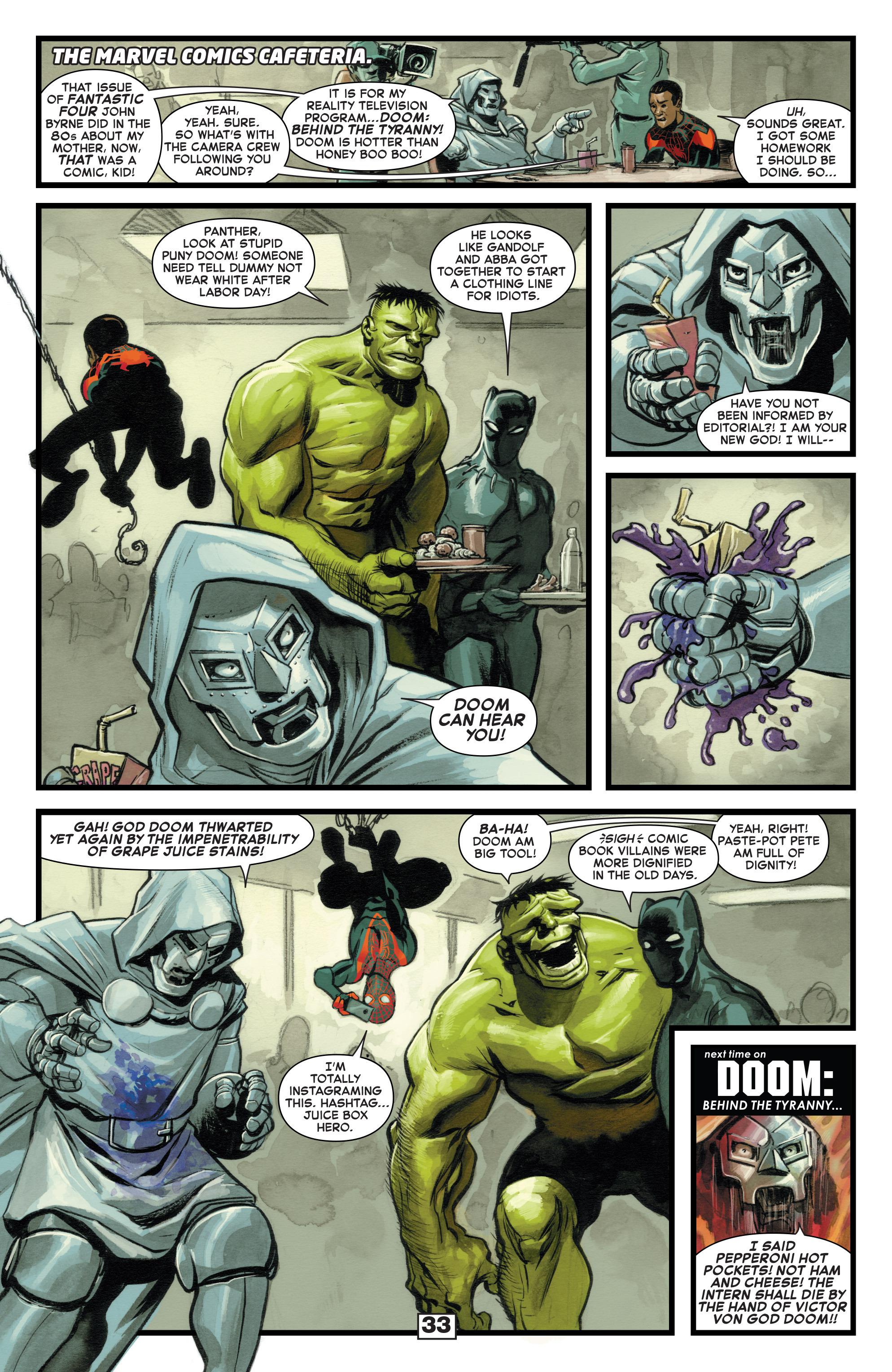 Read online Secret Wars Too comic -  Issue # Full - 35