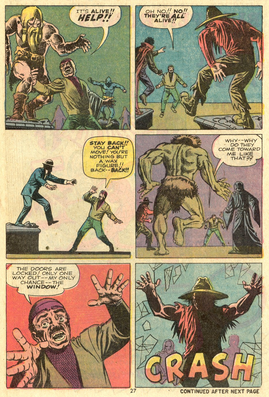 Strange Tales (1951) issue 175 - Page 19