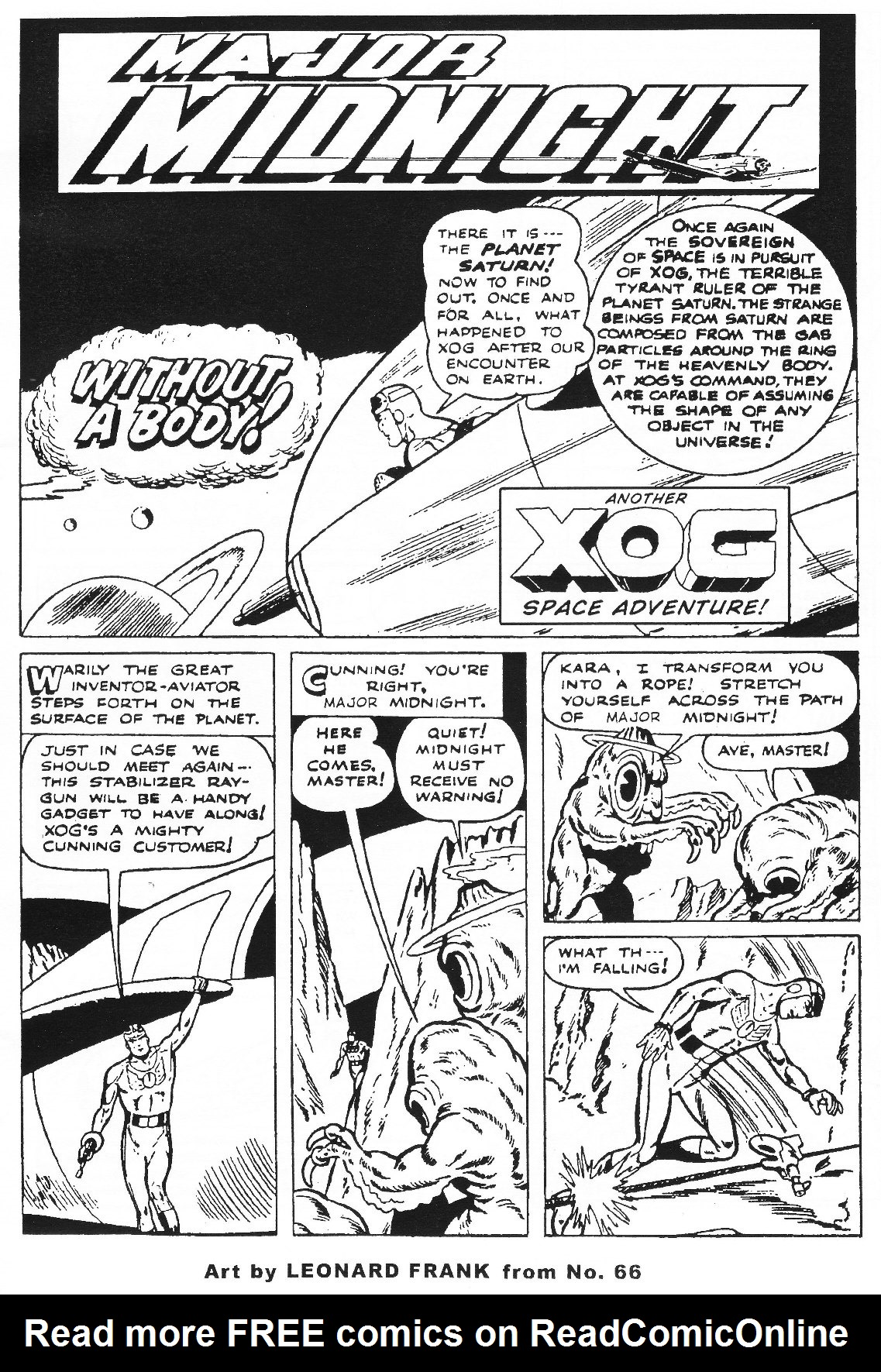Read online Men of Mystery Comics comic -  Issue #77 - 61