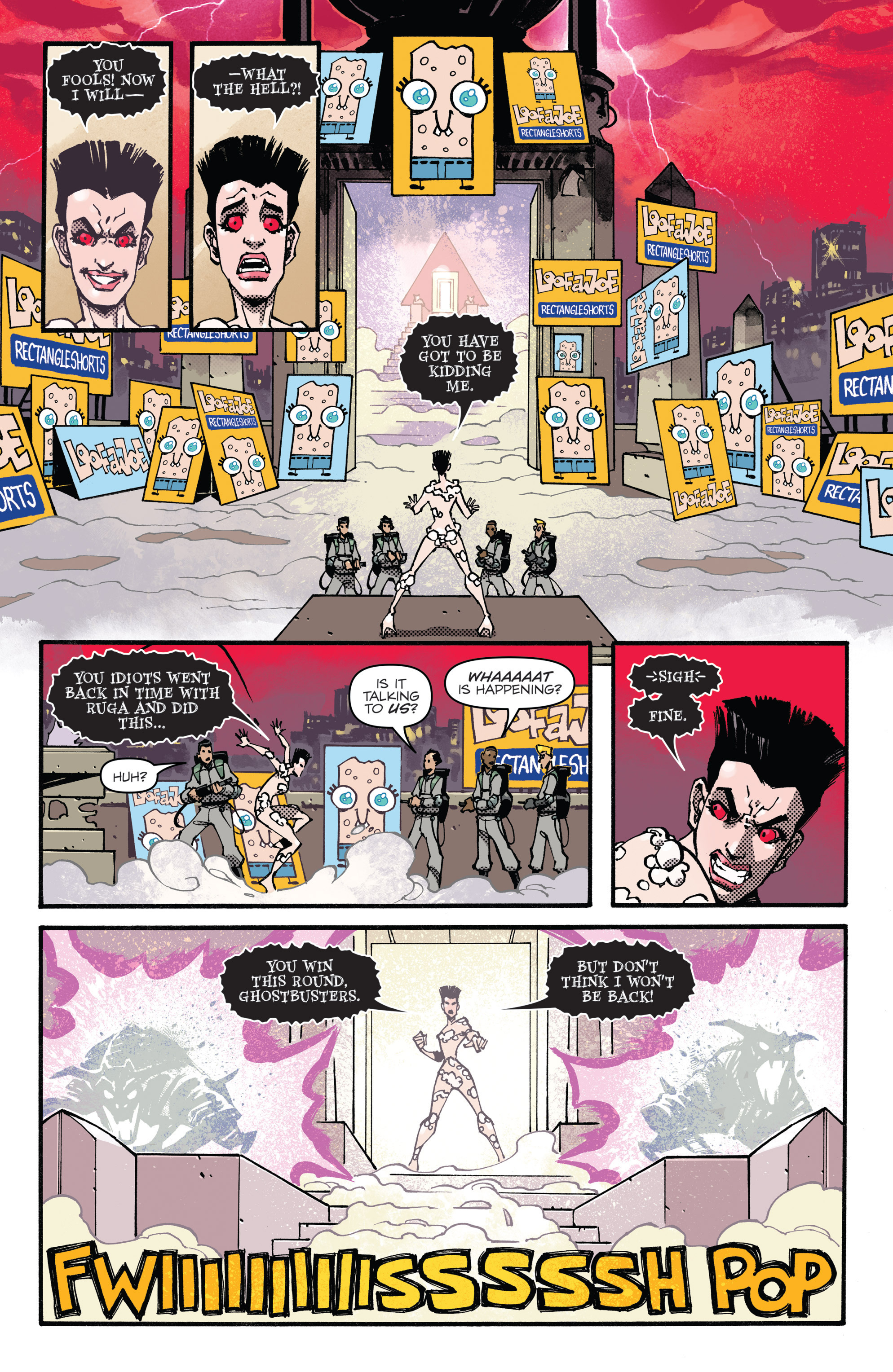 Read online Ghostbusters: Deviations comic -  Issue #1 - 23