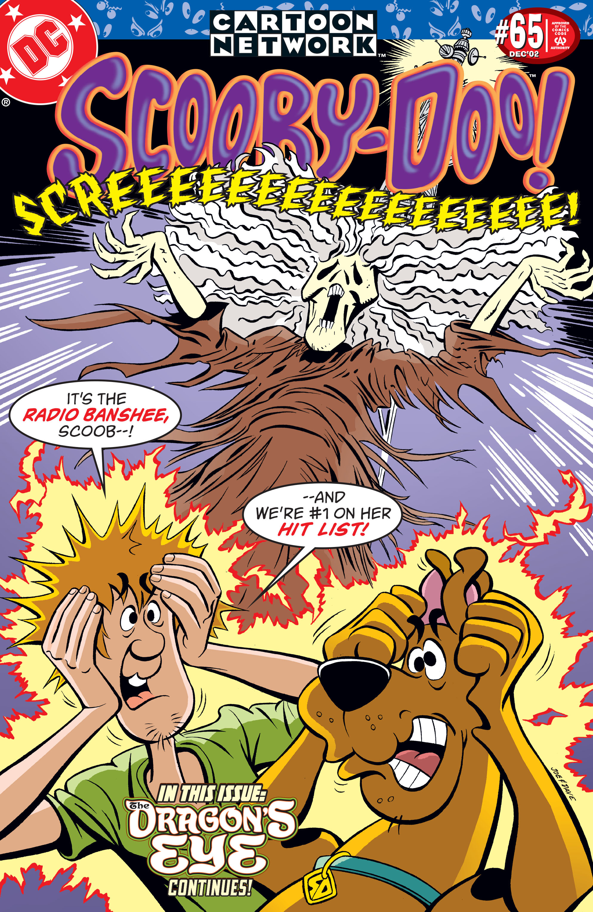Read online Scooby-Doo (1997) comic -  Issue #65 - 1