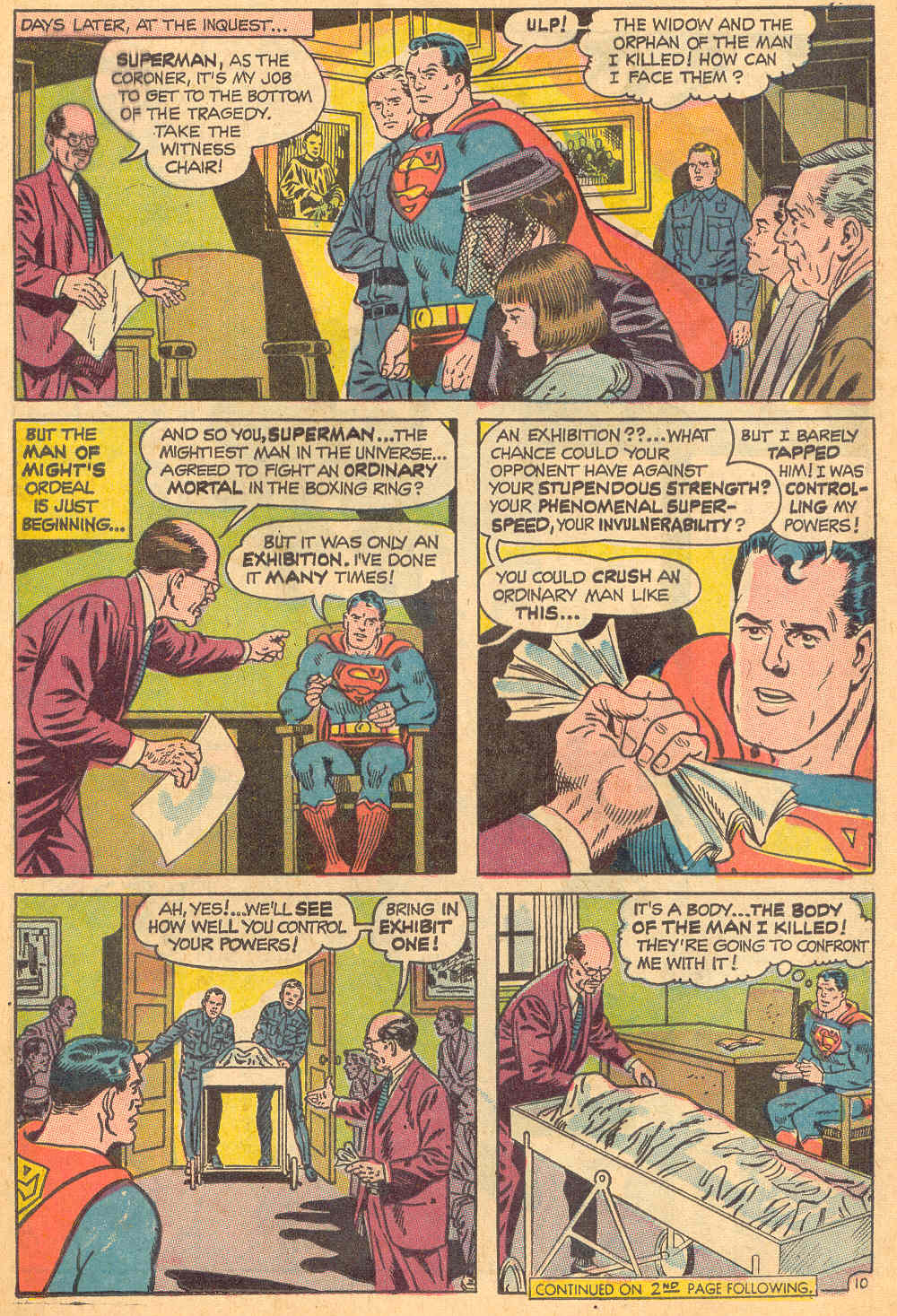 Read online Action Comics (1938) comic -  Issue #358 - 13