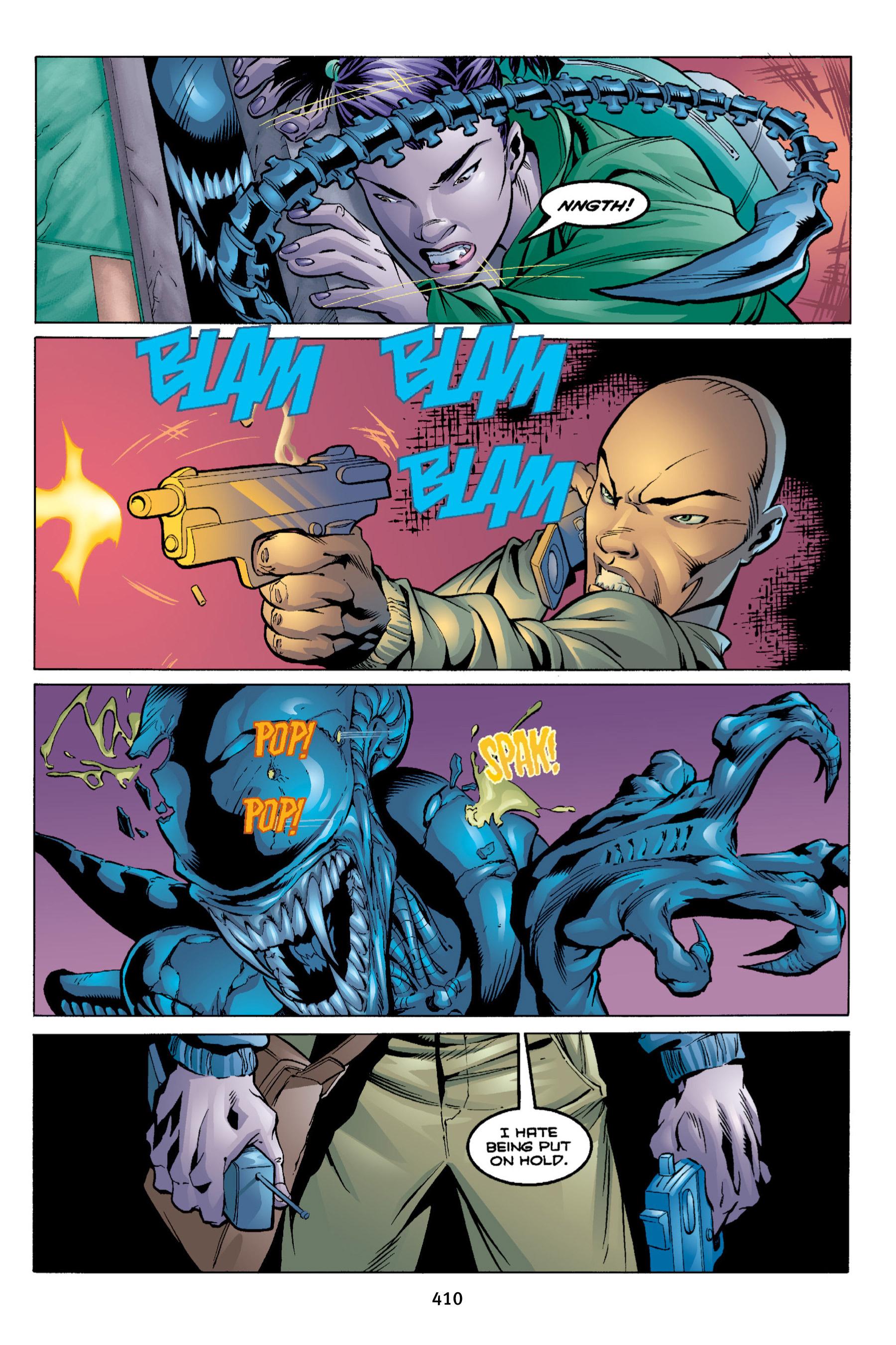Read online Aliens vs. Predator Omnibus comic -  Issue # _TPB 2 Part 4 - 74