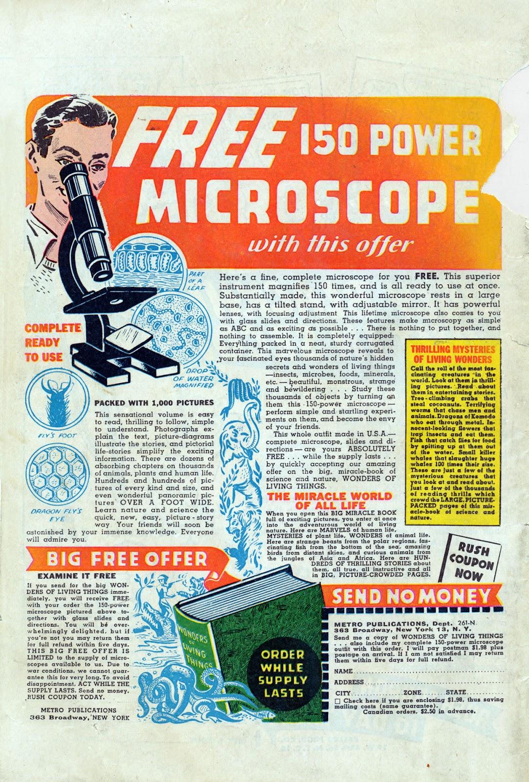 Georgie Comics (1945) issue 3 - Page 52