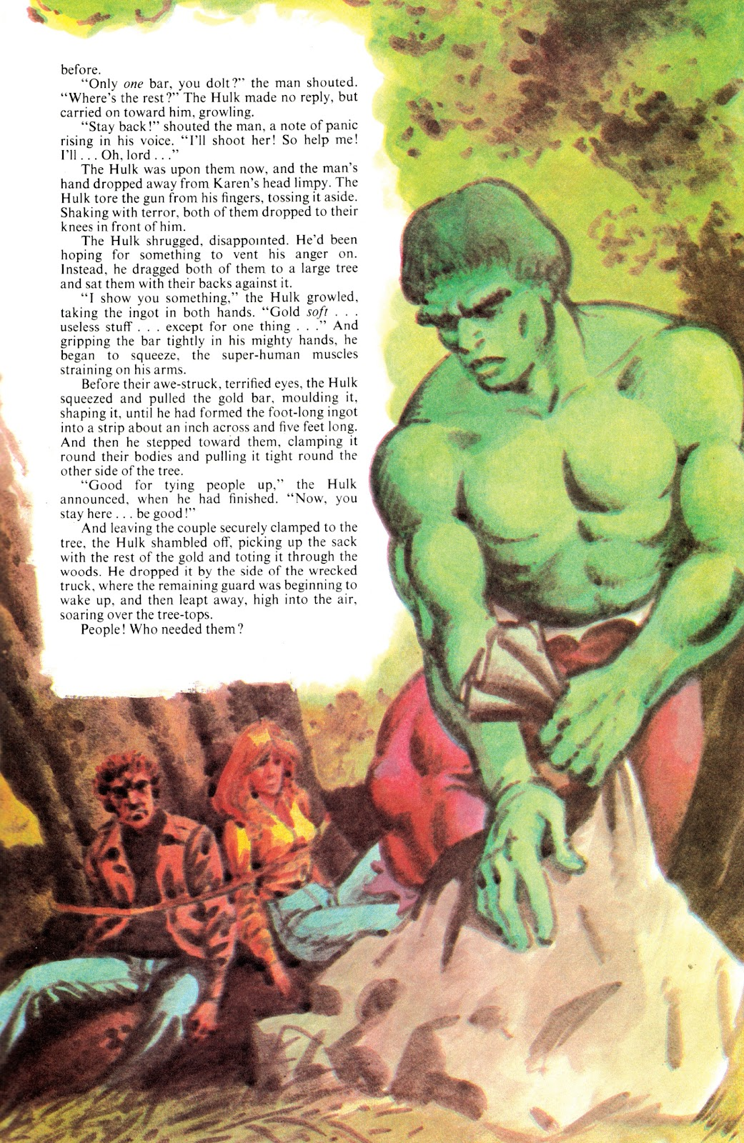 Read online Hulk: From The Marvel UK Vaults comic -  Issue # TPB (Part 2) - 74