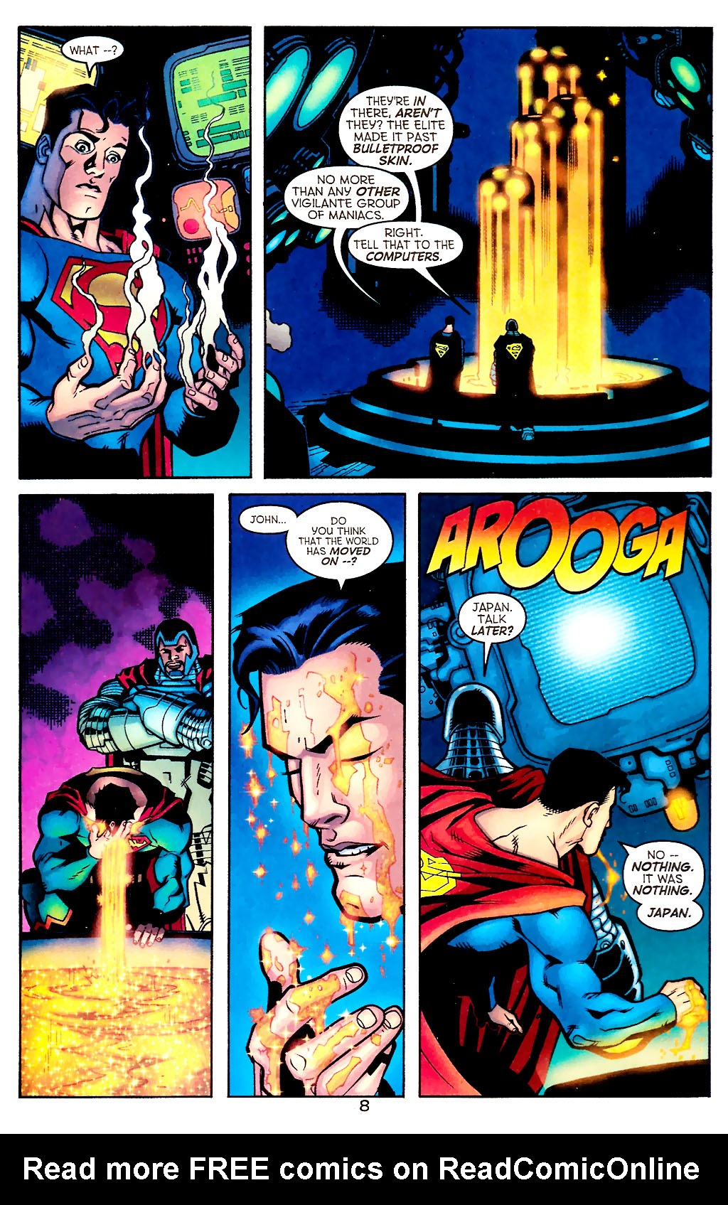 Action Comics (1938) 775 Page 7