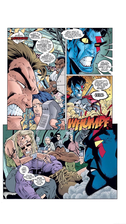 Read online X-Calibre comic -  Issue #2 - 8