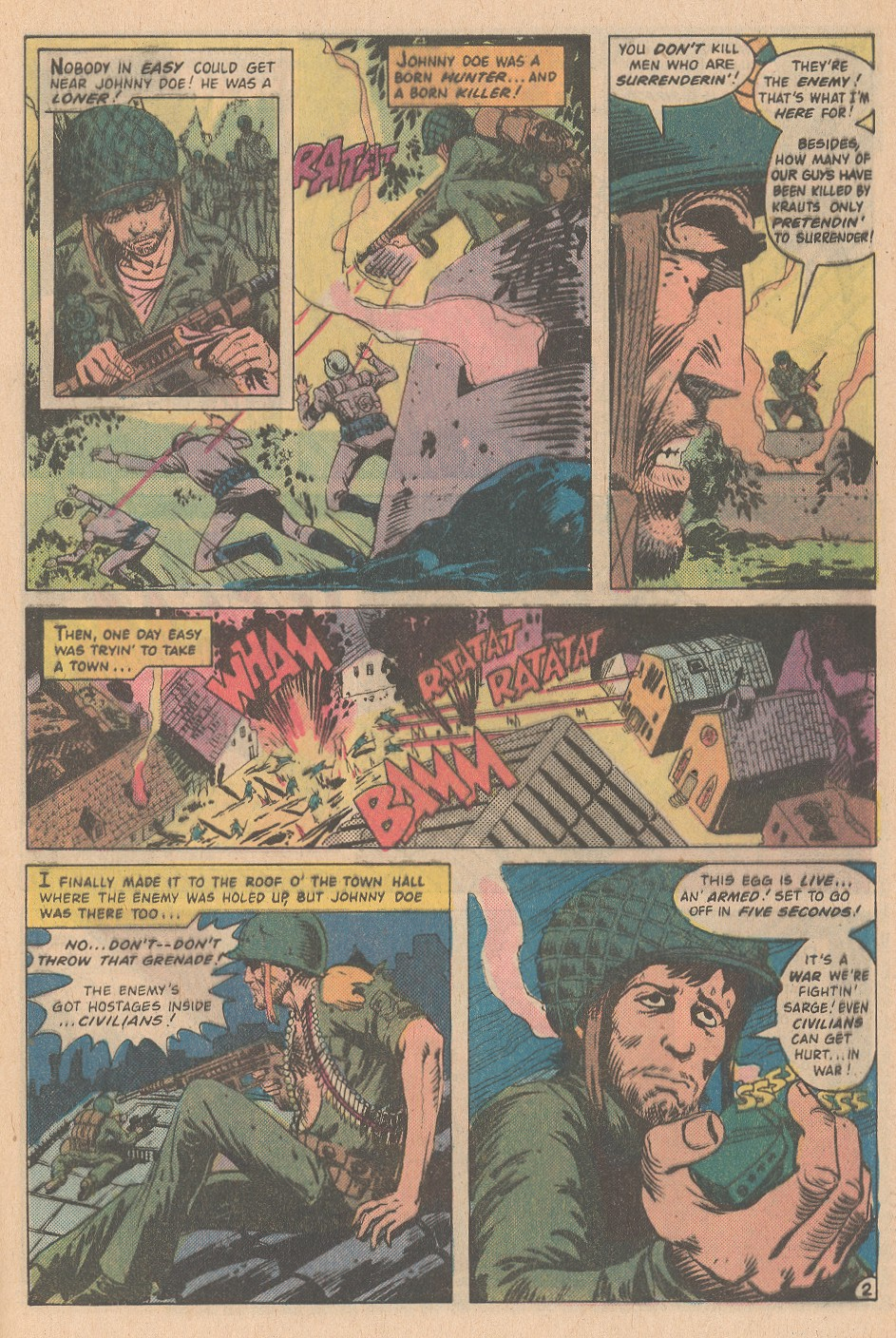 Sgt. Rock issue 351 - Page 26