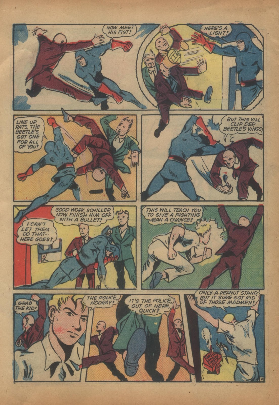 The Blue Beetle issue 15 - Page 28