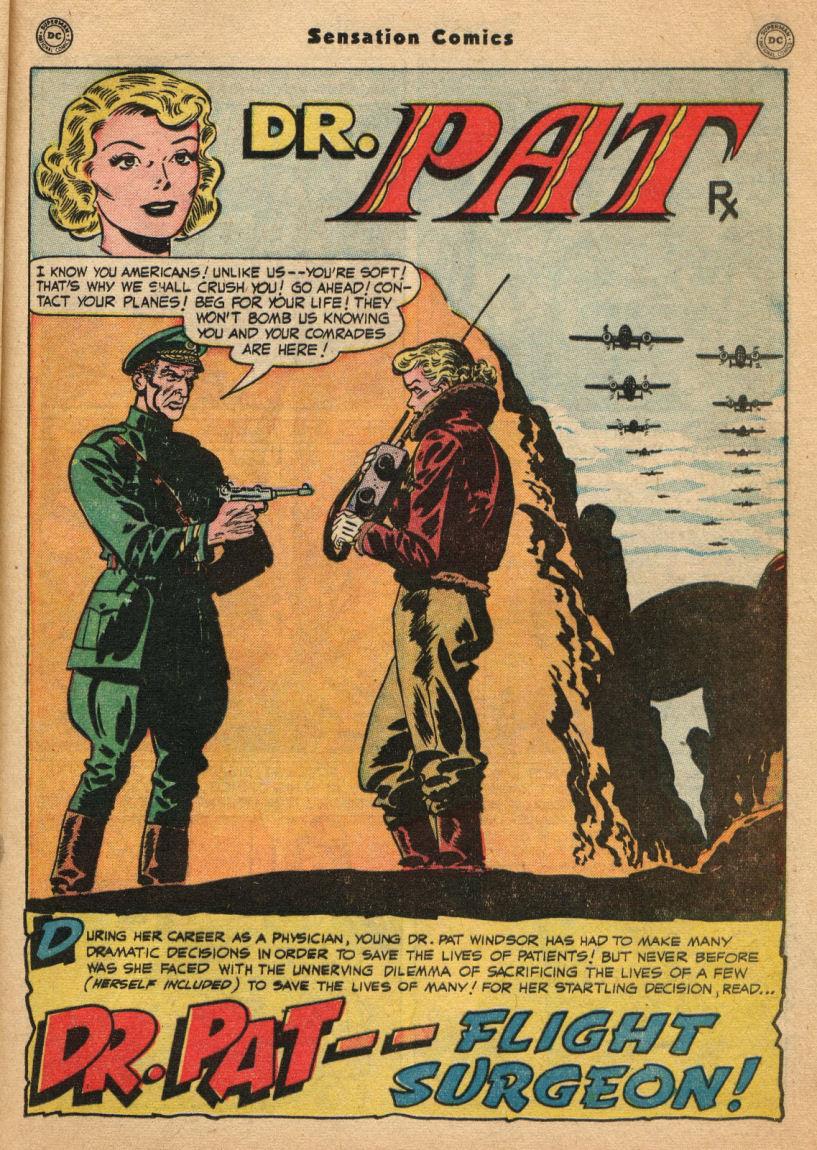 Read online Sensation (Mystery) Comics comic -  Issue #100 - 17