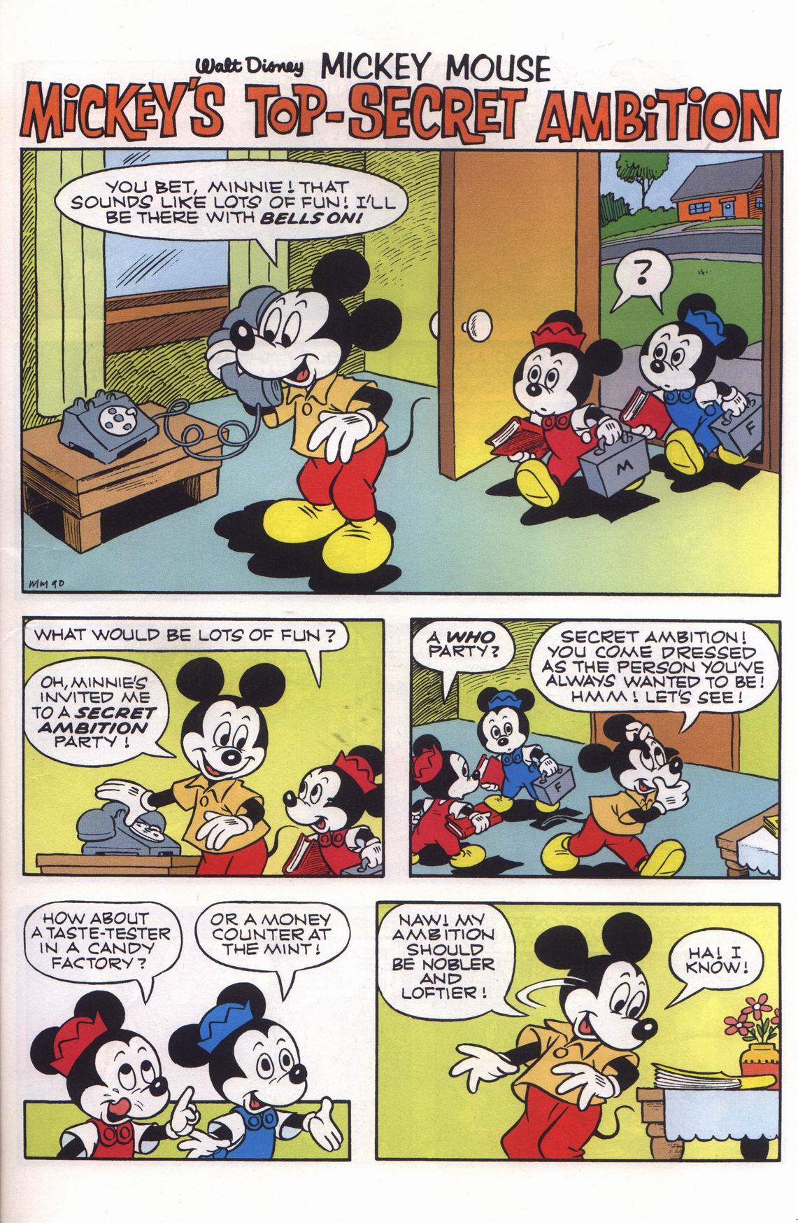 Read online Uncle Scrooge (1953) comic -  Issue #313 - 35