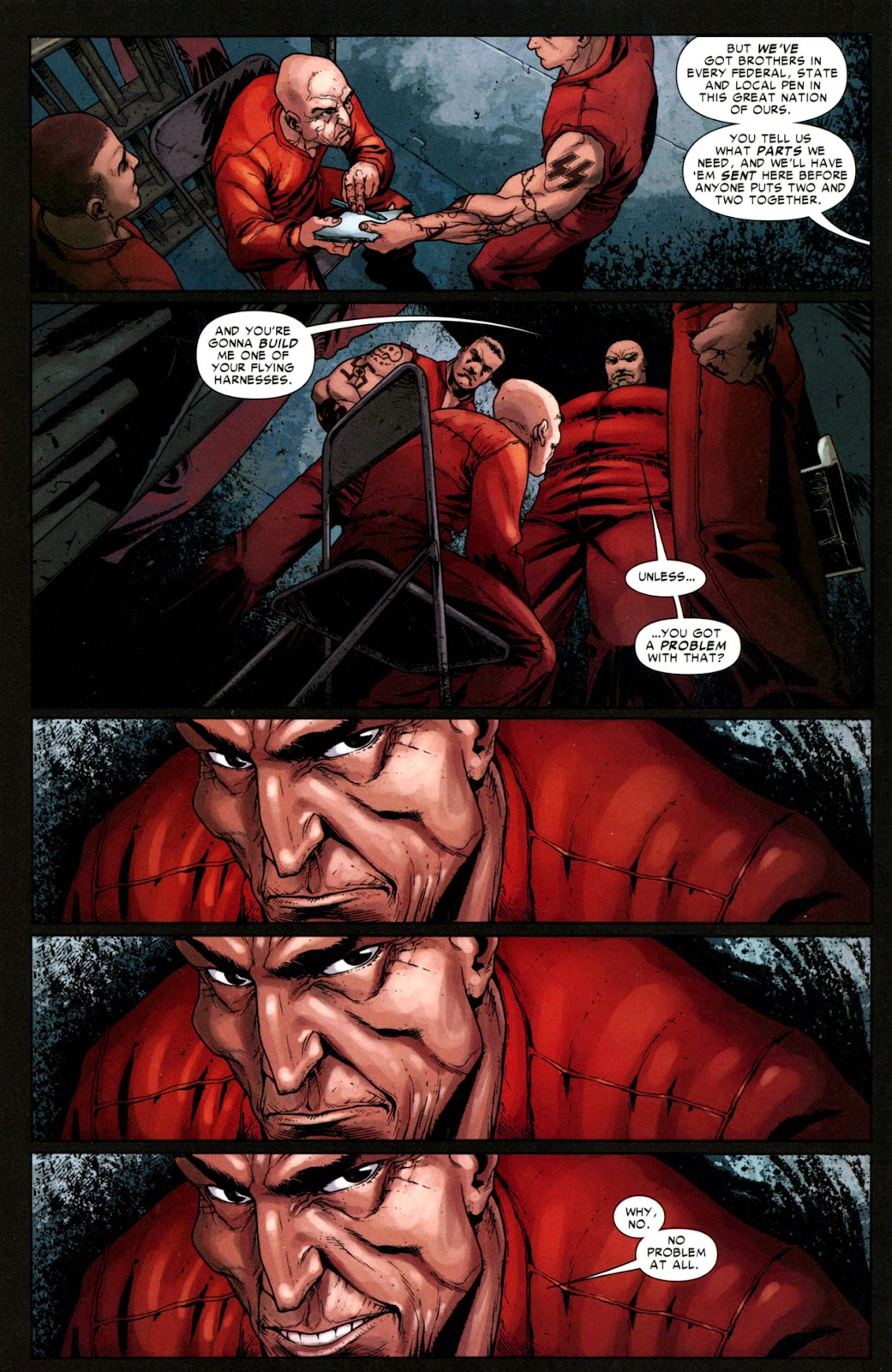 Web of Spider-Man (2009) Issue #5 #5 - English 8