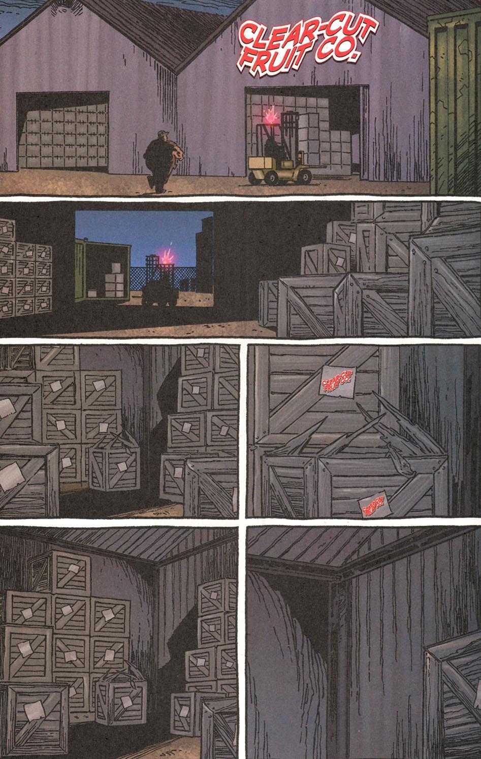 Read online The Exterminators comic -  Issue #16 - 22
