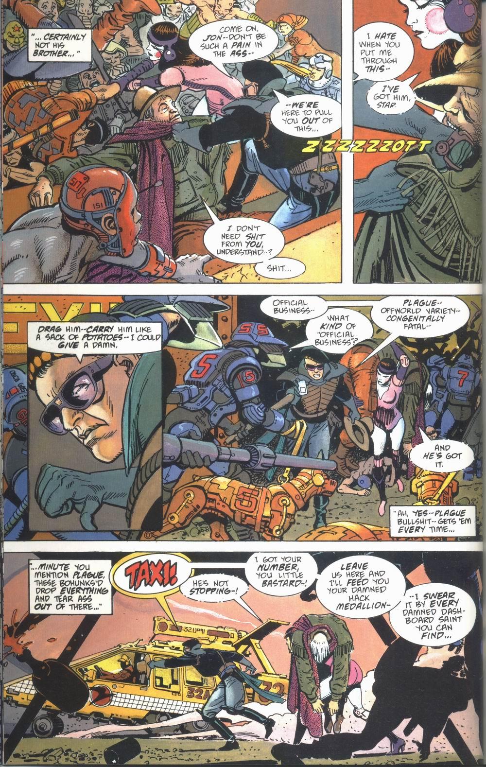 Read online Twilight comic -  Issue #3 - 17