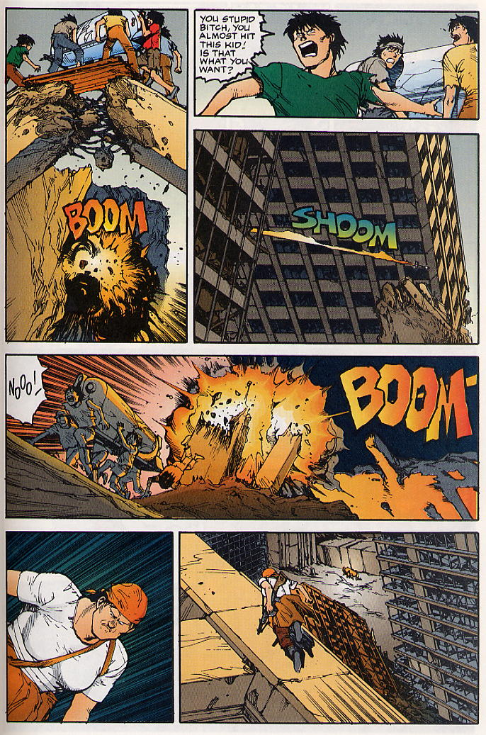 Read online Akira comic -  Issue #19 - 52