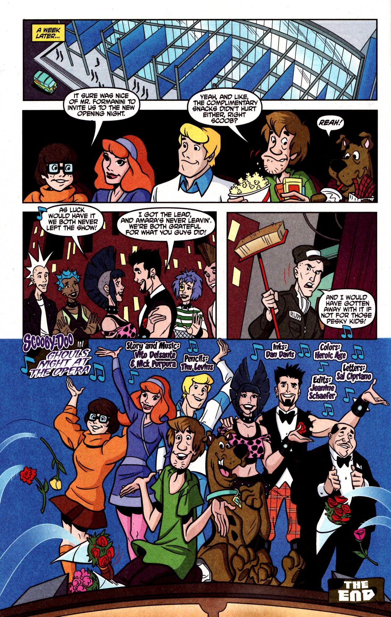 Read online Scooby-Doo (1997) comic -  Issue #128 - 11