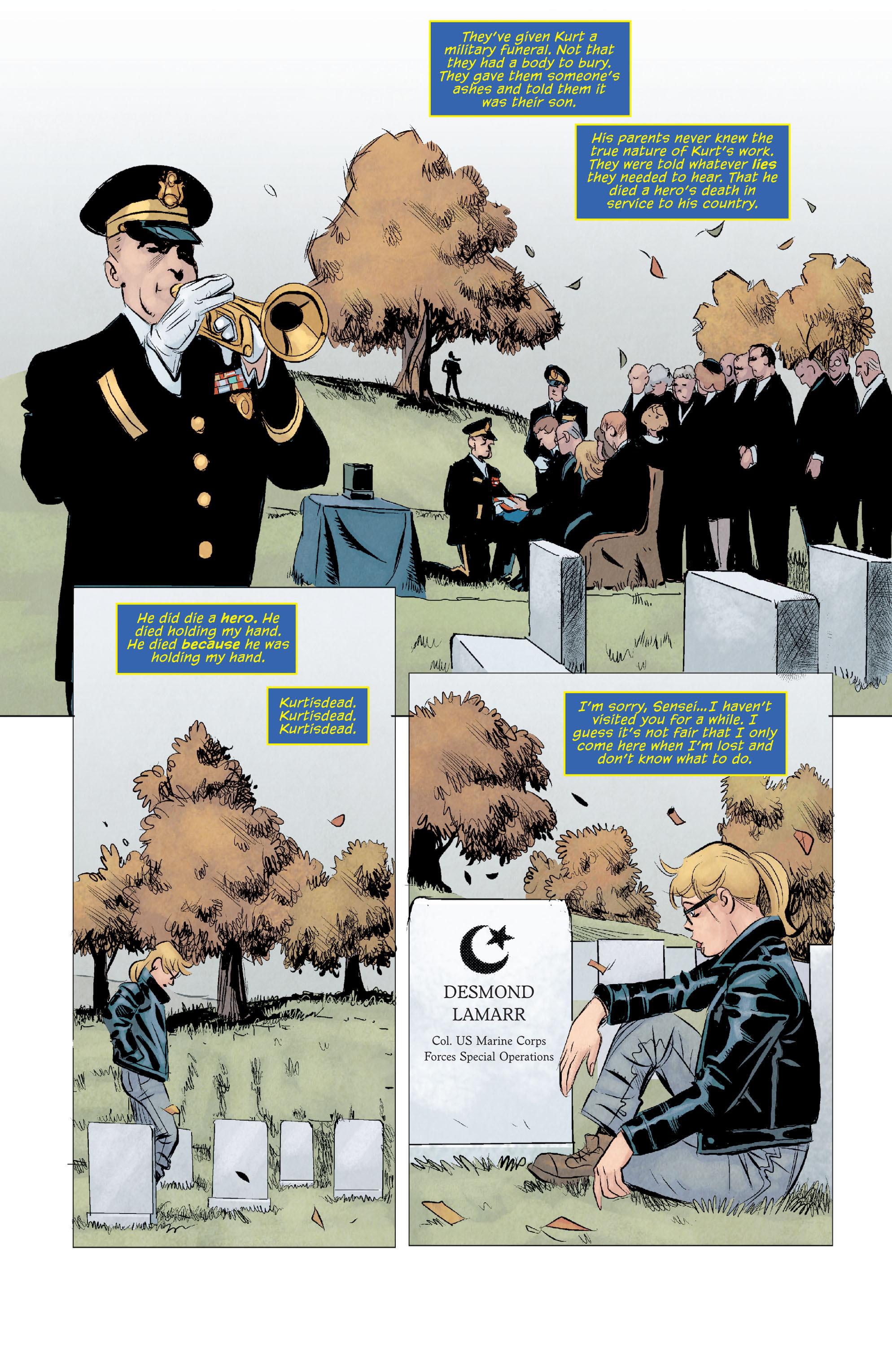 Read online Secret Origins (2014) comic -  Issue #11 - 30