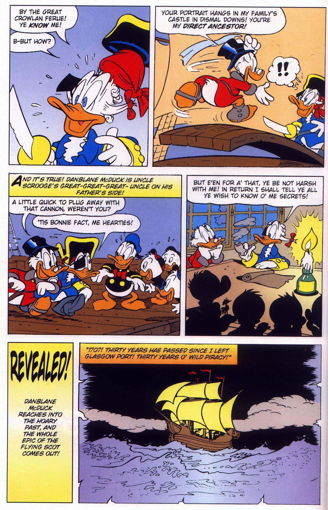 Read online Uncle Scrooge (1953) comic -  Issue #316 - 18