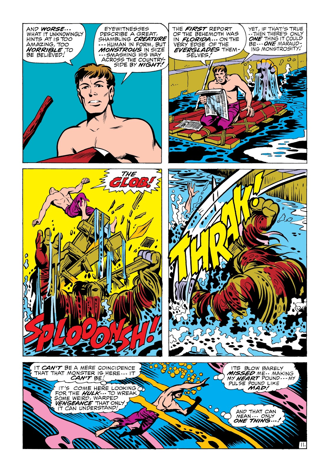 Read online Marvel Masterworks: The Incredible Hulk comic -  Issue # TPB 6 (Part 2) - 65