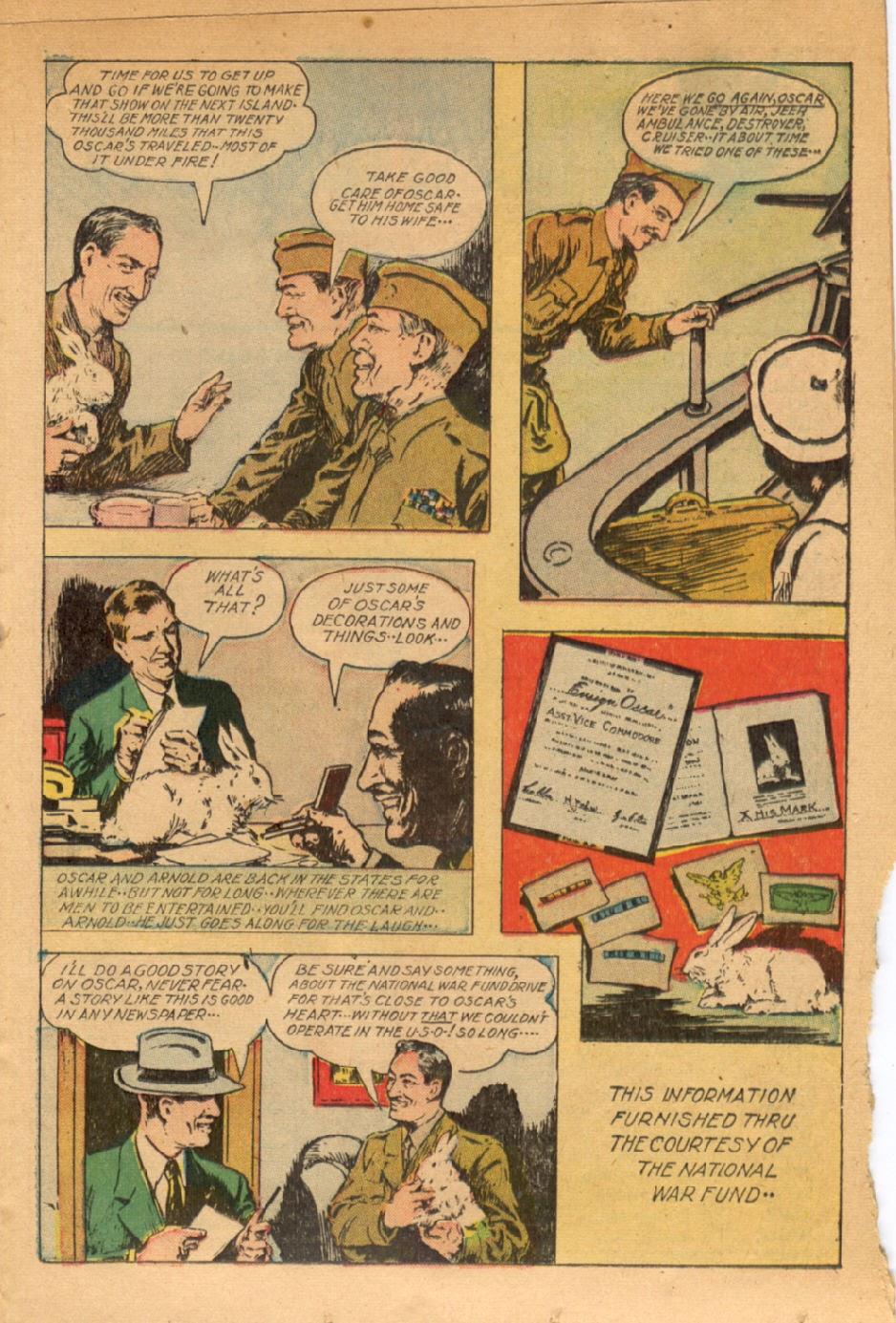 Read online Super-Magician Comics comic -  Issue #43 - 29