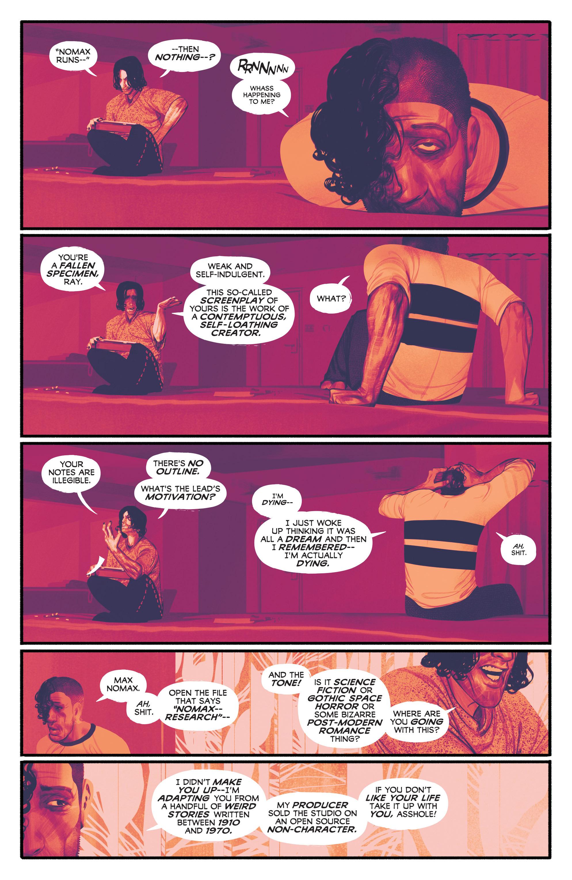 Read online Annihilator comic -  Issue #3 - 18