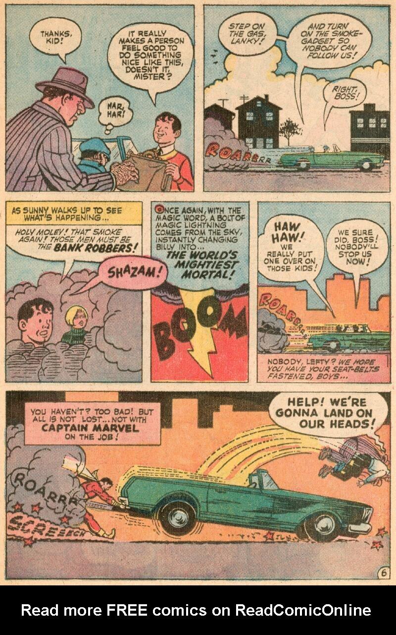 Read online Shazam! (1973) comic -  Issue #2 - 17