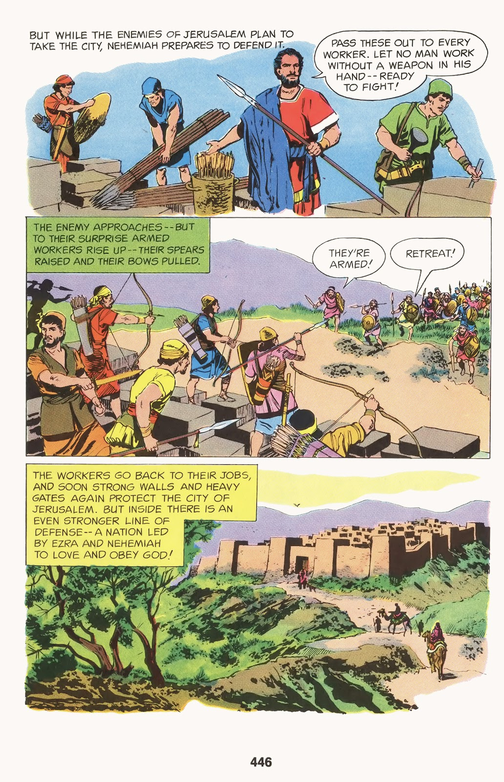 The Picture Bible issue TPB (Part 5) - Page 49