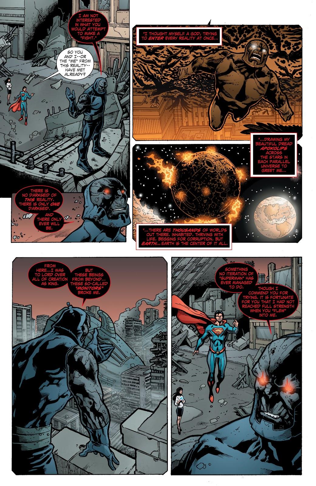 Read online Smallville Season 11 [II] comic -  Issue # TPB 8 - 128