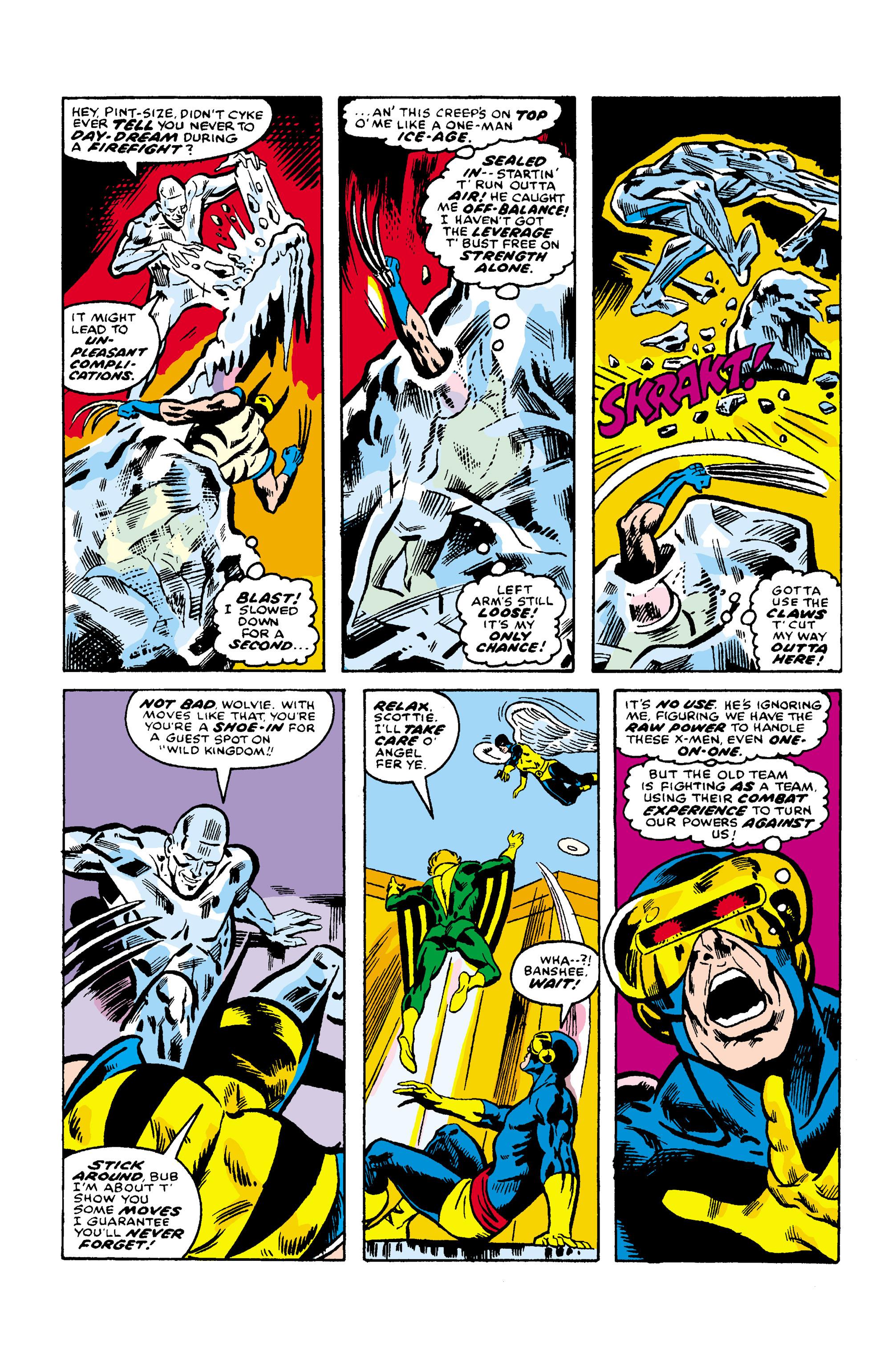 Read online Uncanny X-Men (1963) comic -  Issue #106 - 10