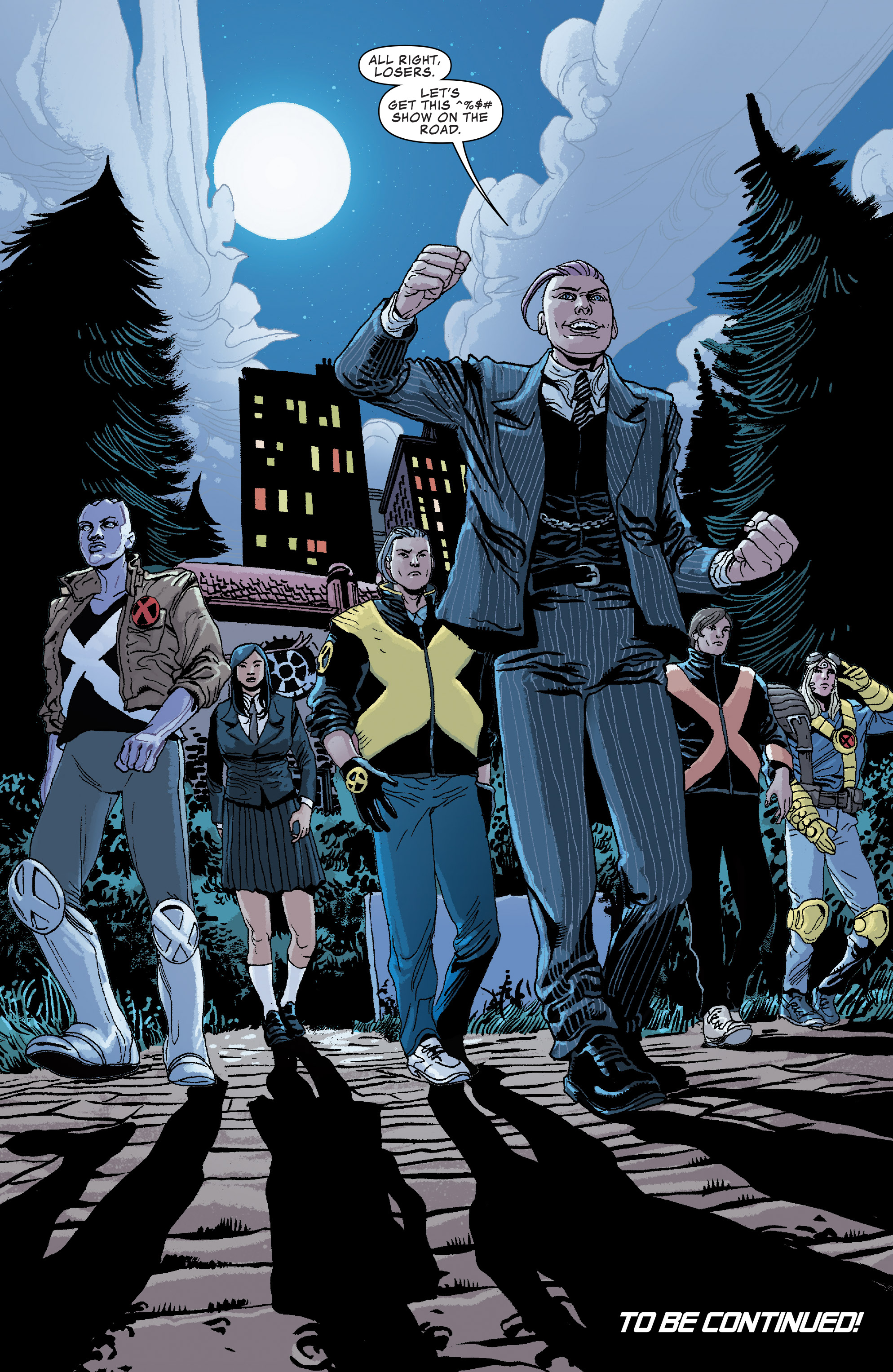 Read online Generation X (2017) comic -  Issue #3 - 22