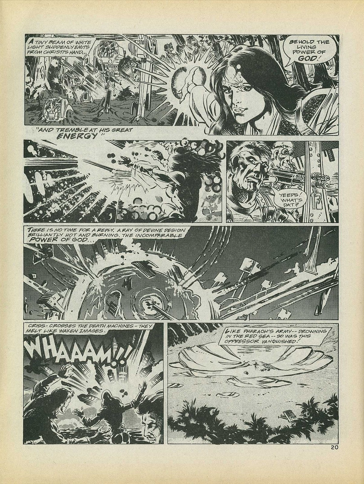 Star Fighters issue 4 - Page 21