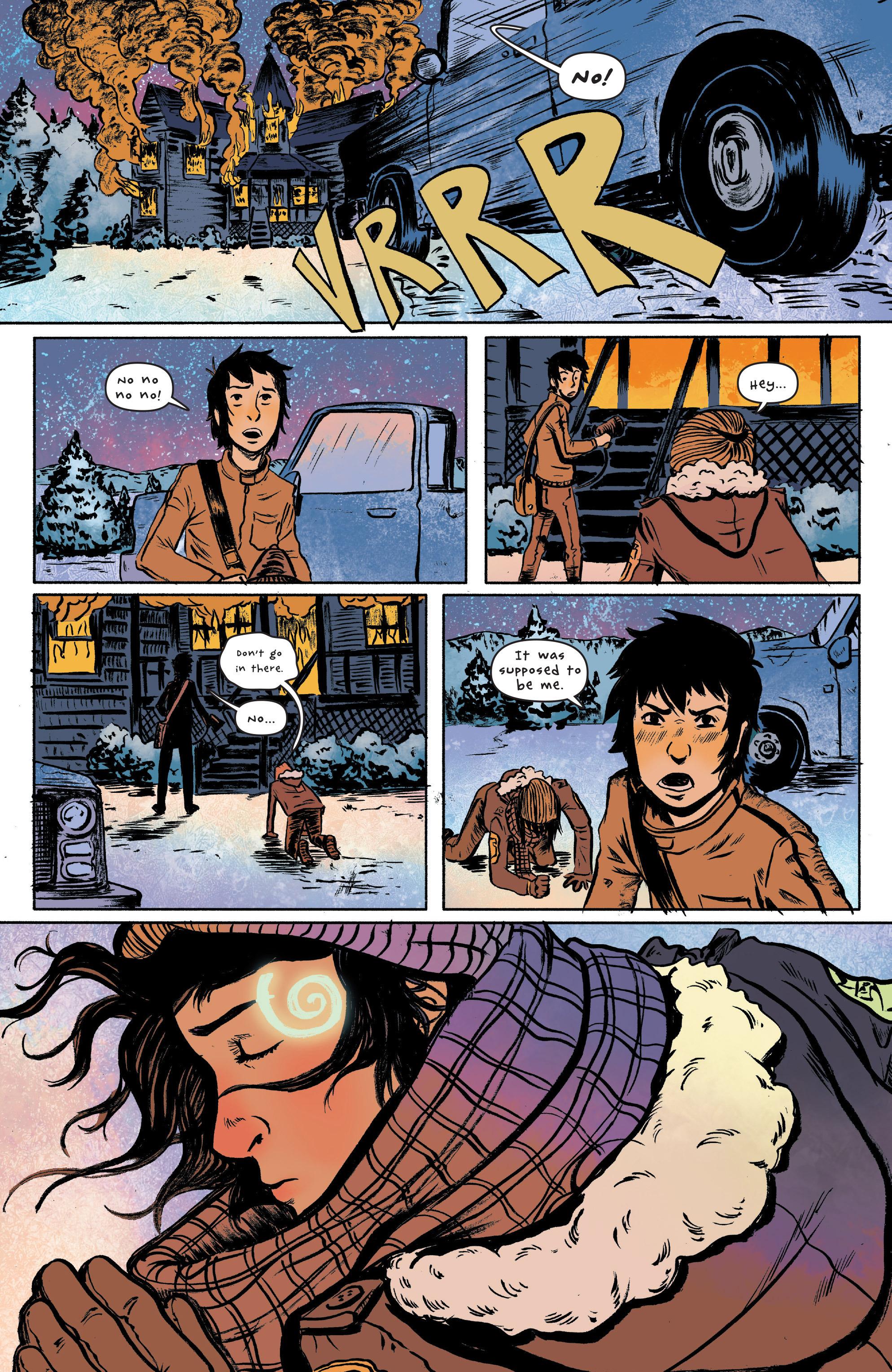 Read online UFOlogy comic -  Issue #1 - 20