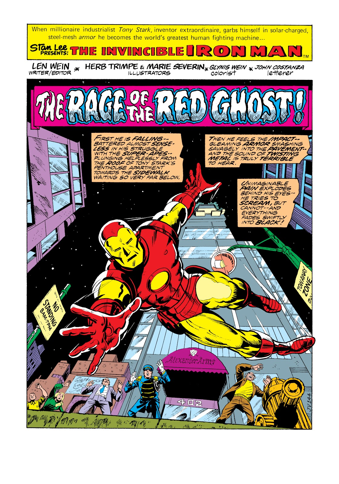 Read online Marvel Masterworks: The Invincible Iron Man comic -  Issue # TPB 11 (Part 1) - 29