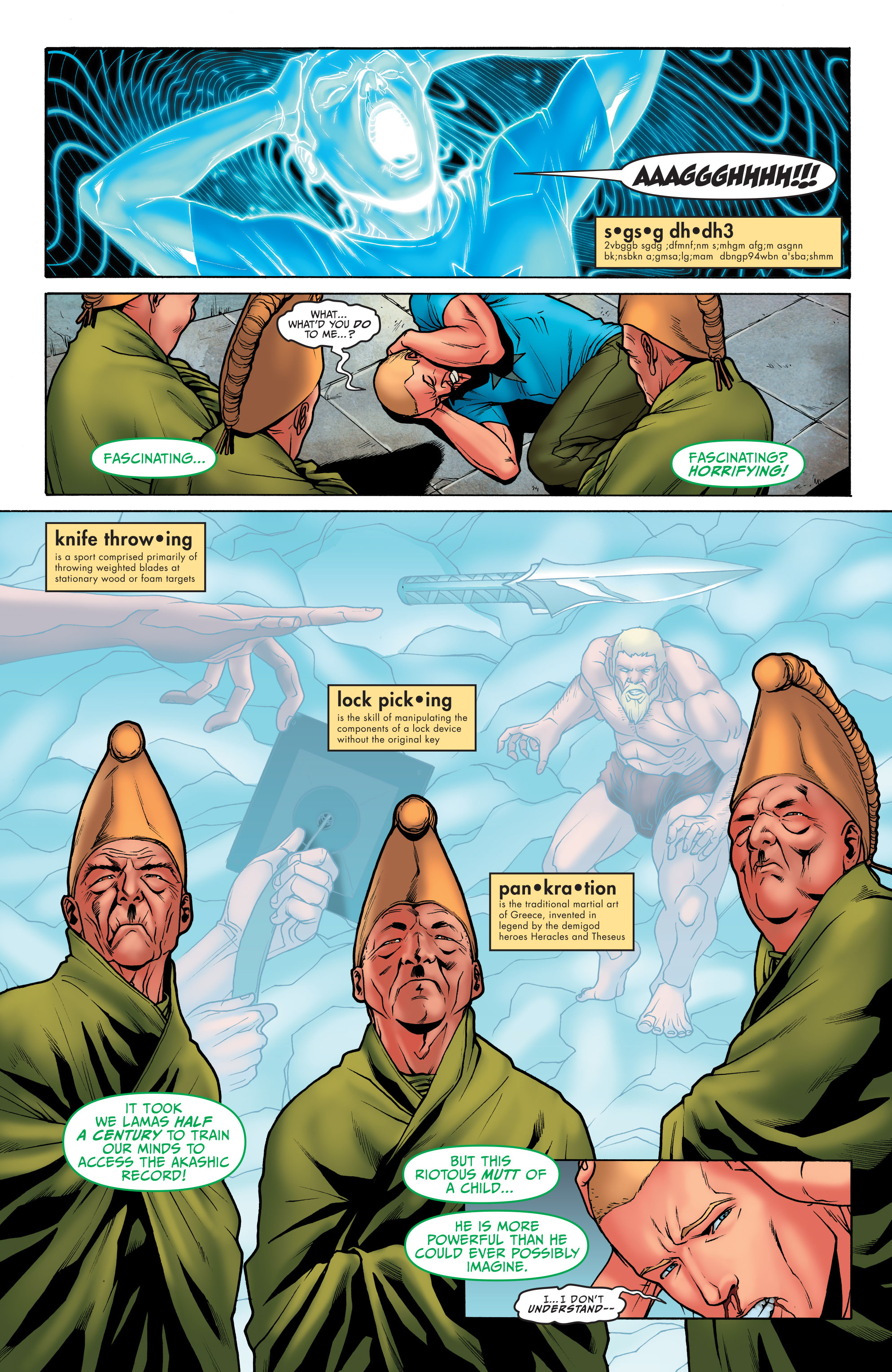 Read online Archer and Armstrong comic -  Issue #Archer and Armstrong _TPB 1 - 88
