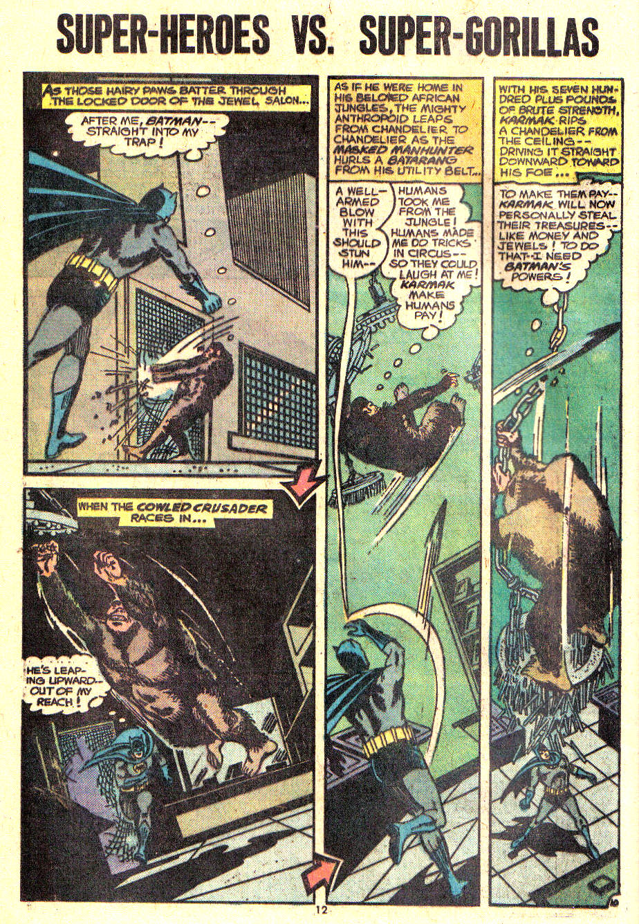 DC Special (1975) issue 16 - Page 12
